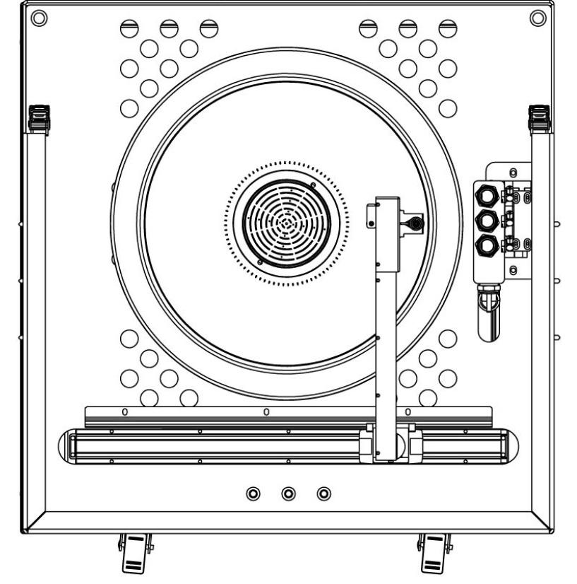 amr Entwickler-:Reiniger-Einheit footprint