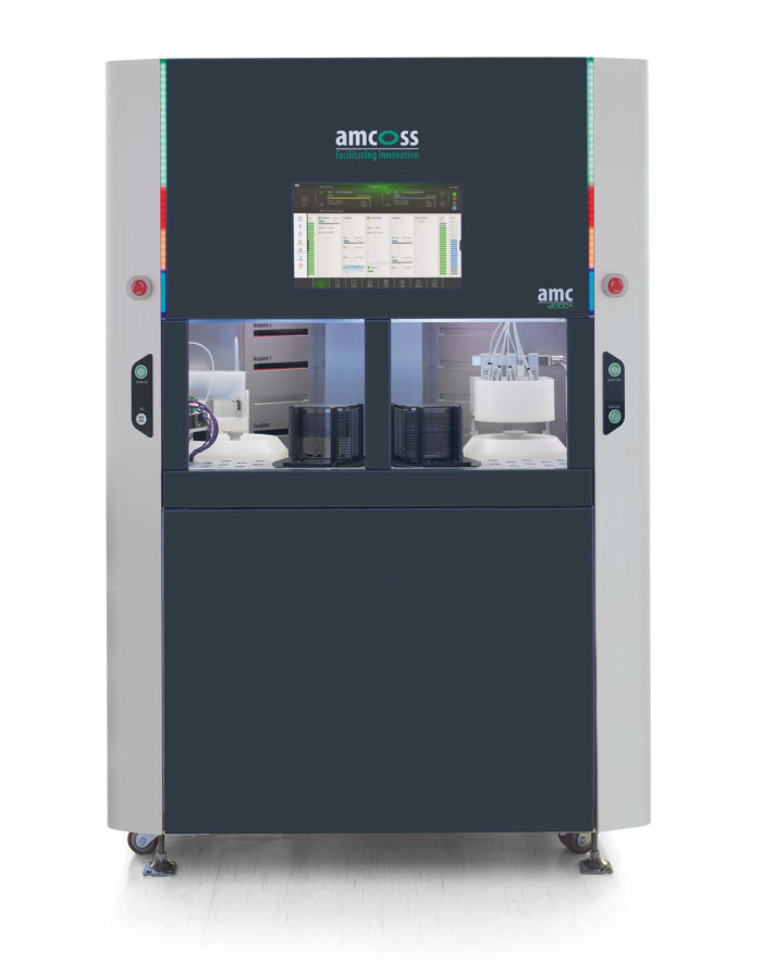 Amcoss amc Fully Automatic Wafer Processing