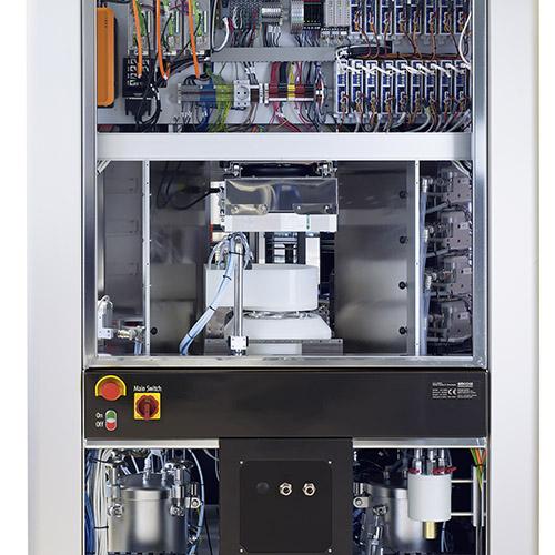 Easy Maintenance amcoss amc Wafer Processing