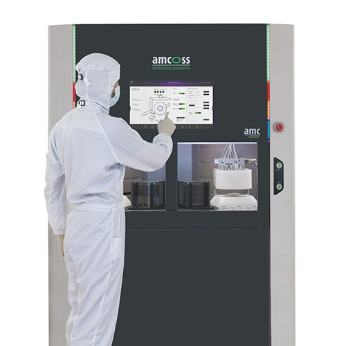 Operating Concept amcoss amc Wafer Processing