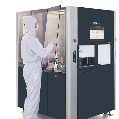 Unique Machine Design amcoss amc Wafer Processing