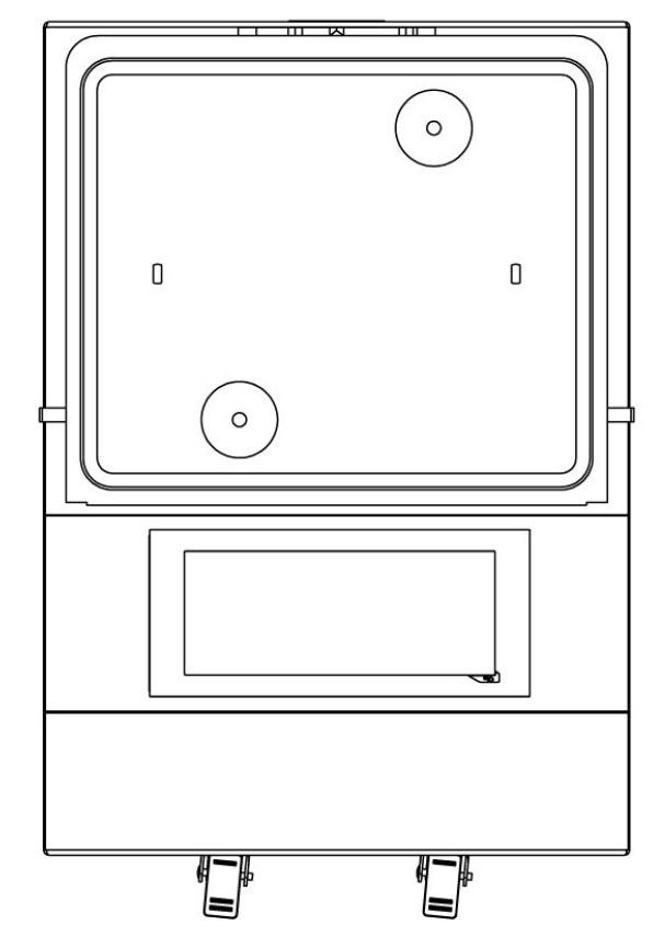 amr Control Unit footprint
