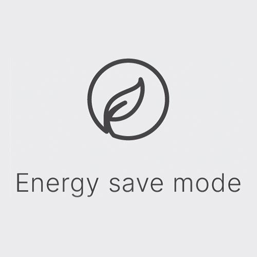 Button Energy Save Mode