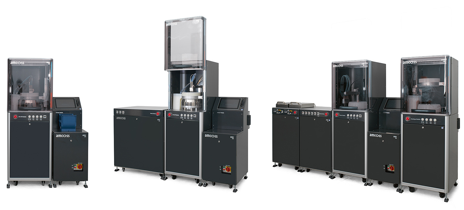 amcoss-amr-Semiautomatic-Wafer-Processing-configuration
