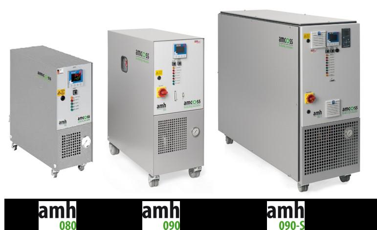 amcoss Heat Exchanger Übersicht