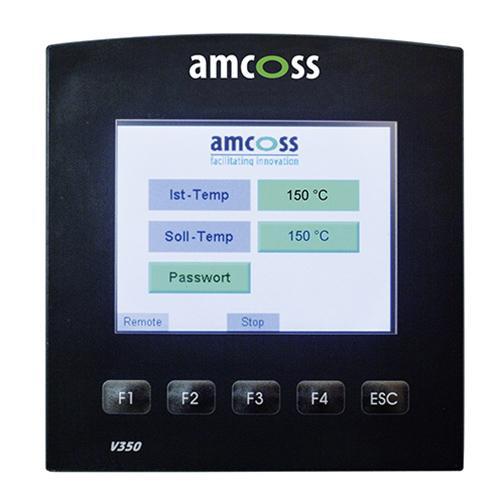 amcoss Hotplate Display