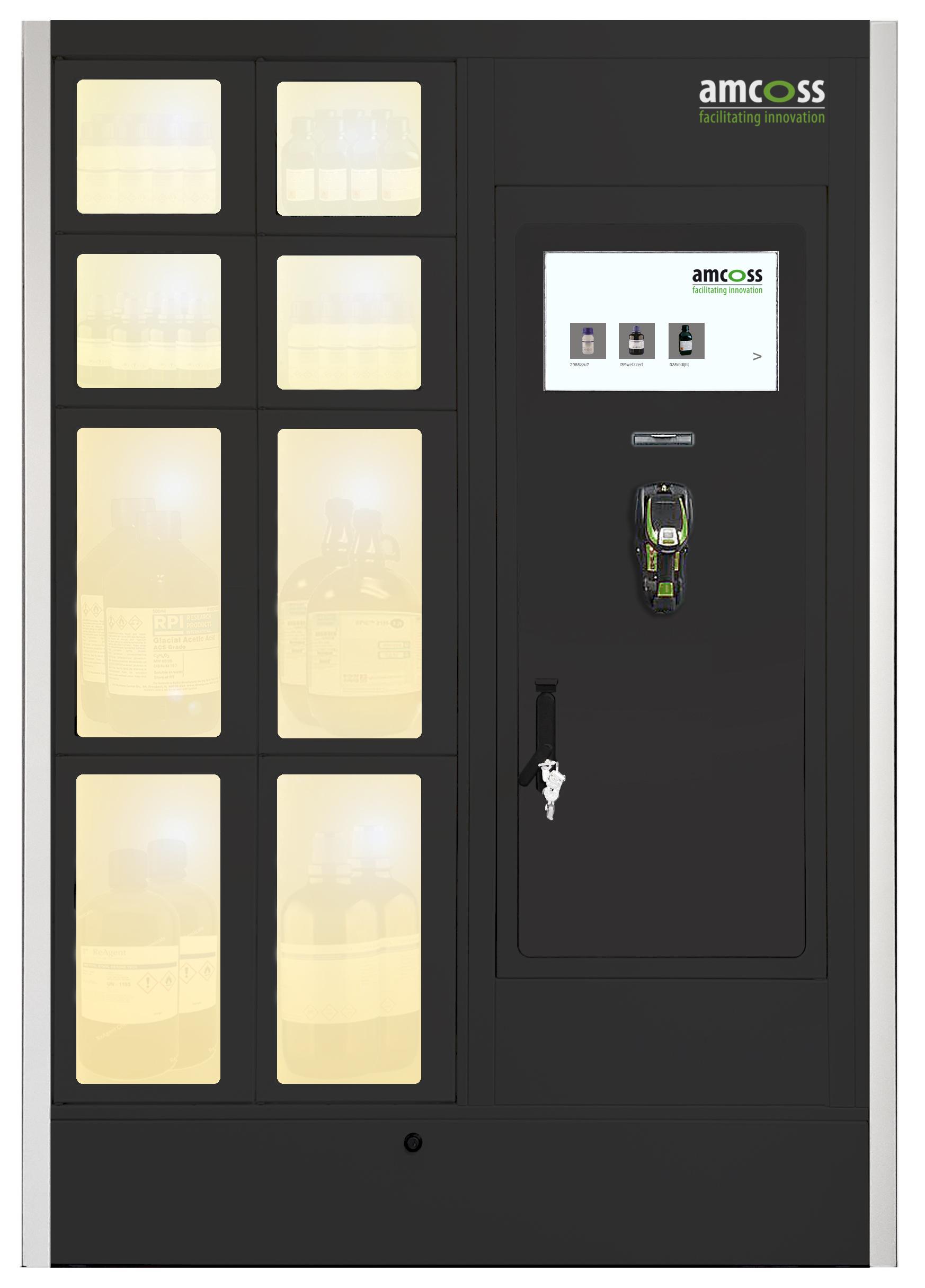 amcoss vending machine